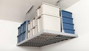 Garage Ceiling Storage Systems by Garage Overhead Ceiling Racks Overhead Storage Racks Fort Worth