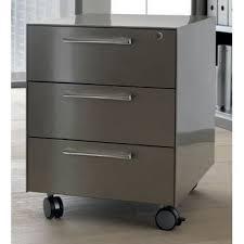 cassettiere ufficio cassettiera titanio easy slim casa ufficio design
