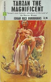 93 erb tarzan images rice science fiction