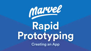 rapid prototyping with marvel app and sketch app full app demo