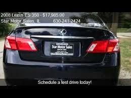2008 lexus es 350 colors 2008 lexus es 350 beautiful color combo sedan for sa