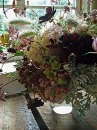 wedding flowers in cornwall and looking wedding flowers with grasses and country