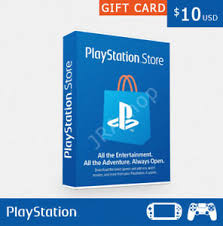 playstation gift card 10 10 usd playstation network store psn gift card 10 us ebay