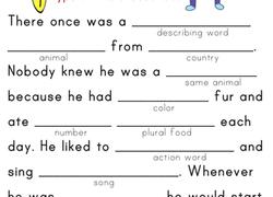 1st grade present tense verbs resources education com