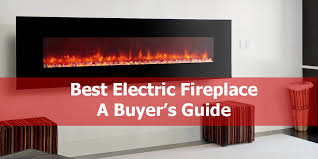 Electric Fireplace Insert Best Electric Fireplace Apr 2018 Buyer S Guide And Reviews