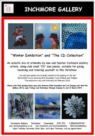 winter exhibition and cd collection 2014 inchmore gallery