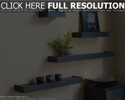 simple wall shelf ideas for living room with additional
