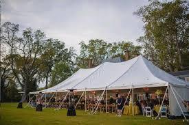 tent rentals richmond va 40 foot wide high peak pole tents rentals colonial heights va