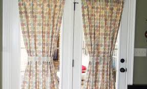 Walmart French Door Curtains by Curtains French Door Curtains Fun Vertical Blinds U201a Engrossing