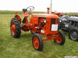the engine sounds a bit agricultural