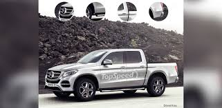 nissan renault benz ute will share components with navara be built by renault nissan
