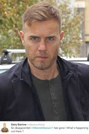 gary barlow tweets despair as he loses another x factor act