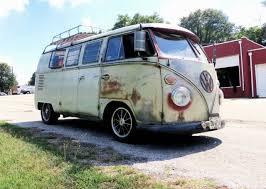 1967 volkswagen sundial camper split window bus original paint