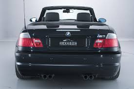 Bmw M3 Back - bmw m3 e46 smg convertible 2006 56 plate hexagon