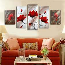 online buy wholesale 5 piece wall art from china 5 piece wall art