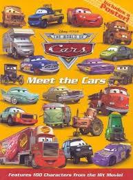list cars characters disney wiki fandom powered wikia