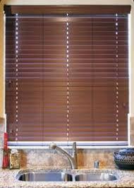 choosing 2 u201d wood blinds for the kitchen u2014 kitchen window blinds
