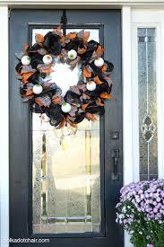 geo mesh wreath forms