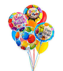 balloons delivery nj birthday assorted balloon bouquet in raritan nj angelone s