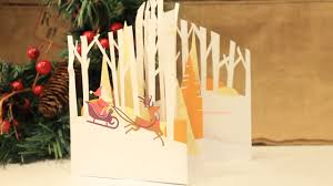 moma christmas cards forest sleigh ride moma museum of modern christmas cards
