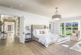 floor master bedroom napa valley farmhouse with neutral interiors home bunch interior