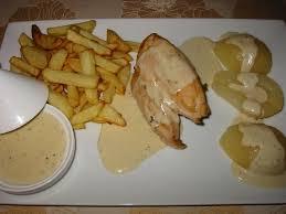 sauce boursin cuisine poulet aux poires et boursin cuisine plurielles fr