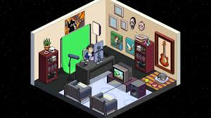 pewdiepie tuber simulator decorating a room youtube