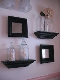 Bright Pink Bathroom Accessories by Upstairs Bathroom U003d Pink And Black Beauty The Robinson U0027s Home Sweet