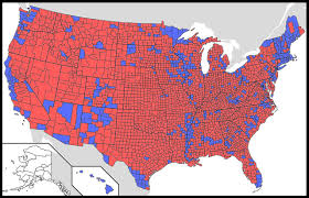Us Election Results Map by The Inevitable Crash And Burn Of Democrats U0027 Identity Politics