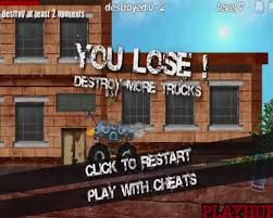 truck wars free games agame