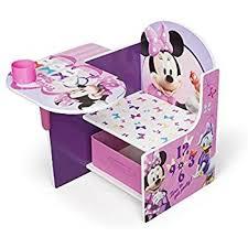 amazon delta children chair desk storage bin disney