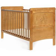 Winnie The Pooh Rocking Chair Disney Winnie The Pooh Deluxe Cot Bed