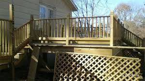alternatives to lattice under deck or porch for deck skirting ideas