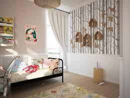 bedroom modern cartoon football wallpaper white fabric
