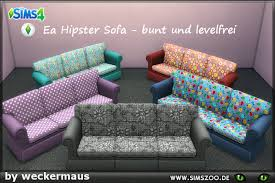 sofa bunt ea sofa recolors with pattern by weckermaus at blacky s