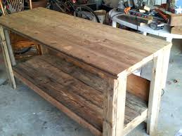 pine workbench top vintage industrial for sale at 2 workbenches