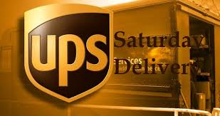 ups saturday delivery hours delivery and time