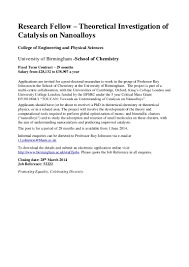 quote job reference postdoc position on