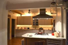 kitchen night lights maximize e light and style in the bathroom