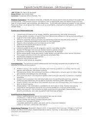 Clerk Job Description Resume Sample Job Description Letter From Employer Cover Letter Templates