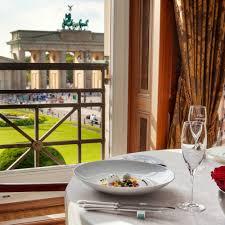Esszimmer Restaurant Munich Restaurant Lorenz Adlon Esszimmer Berlin Creme Guides