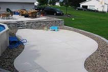 Brick Paver Patio Cost Estimator St Louis Mo Concrete Contractor Free Estimates Estimate For