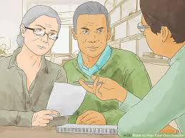 how to plan a funeral 4 ways to plan your own funeral wikihow