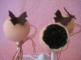bubble and sweet oreo cookie truffle pops recipe