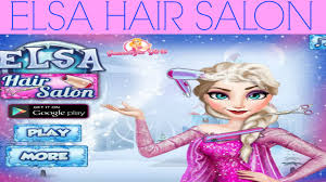 makeup hair salon elsa hair salon frozen makeup hair tutorial elsa olaf sven