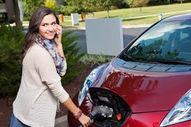 nissan leaf free charging nissan u0027s no charge to charge for leaf owners now offered in atlanta