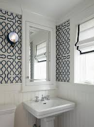 powder rooms with wallpaper the puff on powder rooms the enchanted home