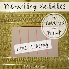 pre writing activities for toddlers and preschoolers u2014 line