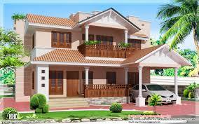 villa homes sq feet kerala style bedroom house plan latest home