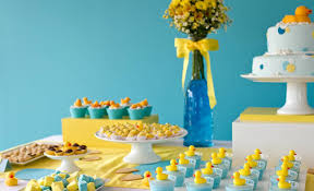 duck themed baby shower 41 gender neutral baby shower décor ideas that excite digsdigs